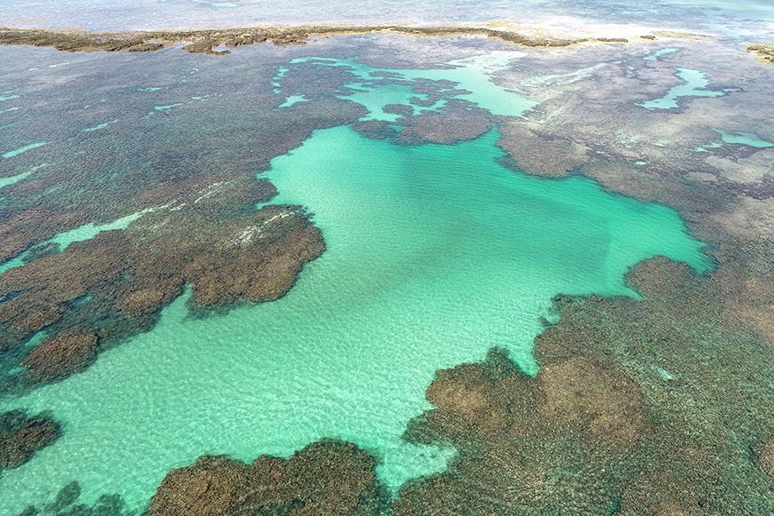 Praias paradisíacas em Alagoas - São Miguel dos Milagres