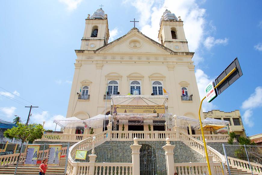 O que fazer em Maceió - Catedral Metropolitana de Maceió