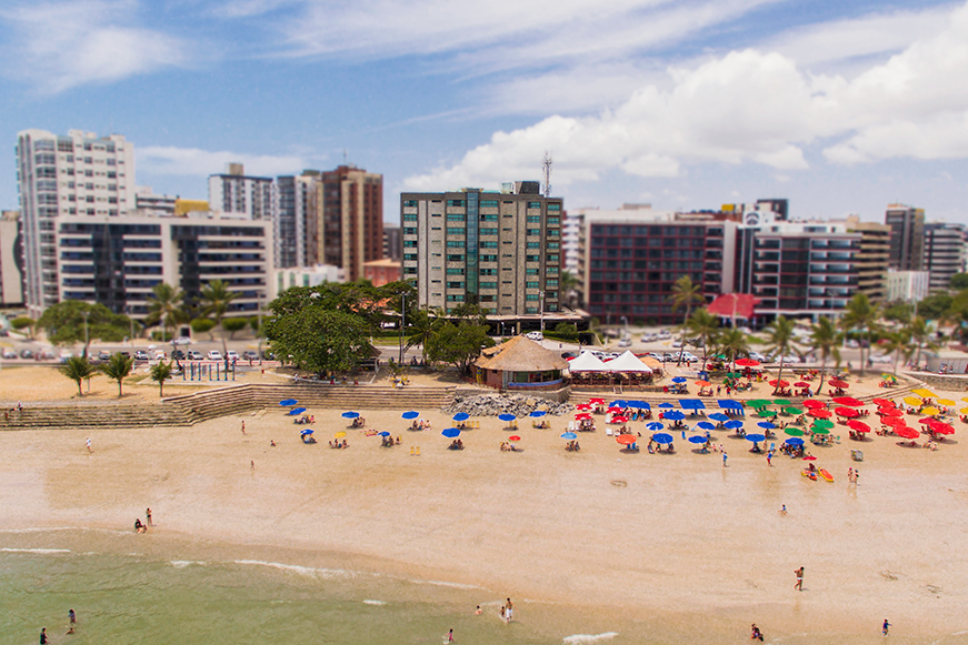 O que fazer em Maceió - Ponta Verde