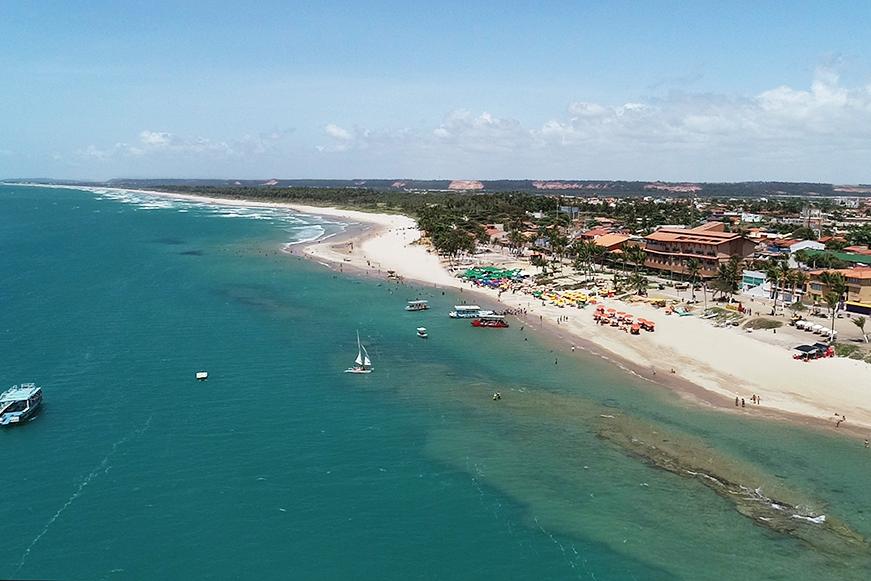 O que fazer em Maceió - Praia do Francês