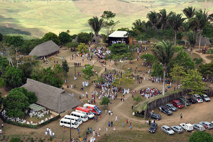 Rotas Culturais em Alagoas - Quilombo dos Palmares