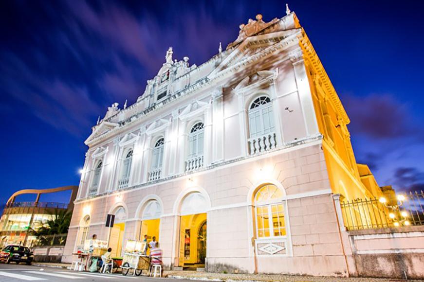 Rotas Culturais em Alagoas - Teatro Deodoro