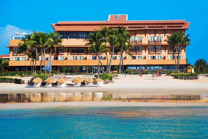 Resort ou Hotel - Hotel Ponta Verde Francês